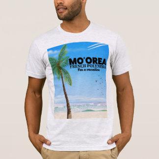 Camiseta Mo'orea Polinésia francesa