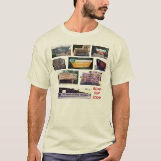 Camiseta Moradias de penhasco & ruínas & Petroglyphs, oh