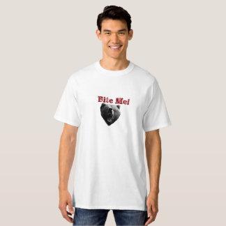 Camiseta morda-me o urso #1 da rosnadura