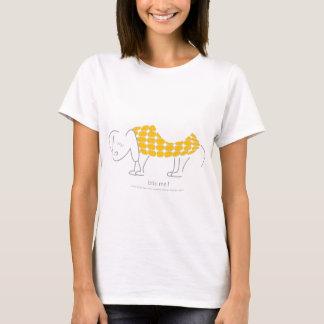 Camiseta Morda-me. Ouch CornDog