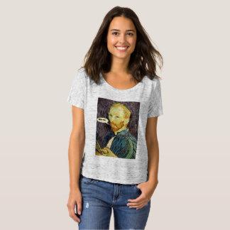 Camiseta Morda-me Van Gogh