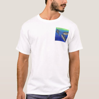 Camiseta Mordida do atum