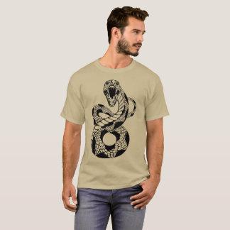 Camiseta Mordida do cobra