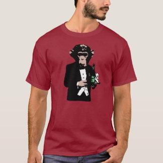 Camiseta Mordomo do macaco