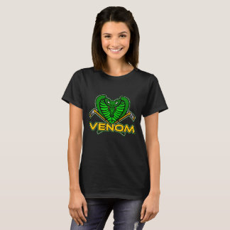 Camiseta Morley 32 - T-shirt básico do jogador do veneno