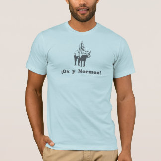 Camiseta Mormon do boi y! 2