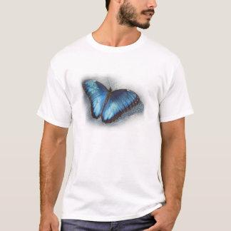 Camiseta Morpho azul