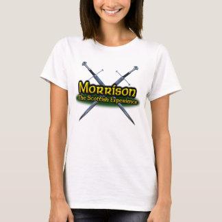 Camiseta Morrison o clã escocês da experiência