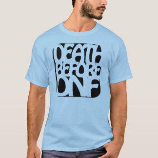 Camiseta Morte antes de DNF