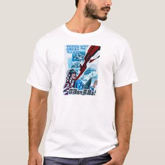 Camiseta Morte aos imperialista dos E.U.!