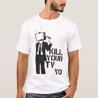 Camiseta Morte aos meios
