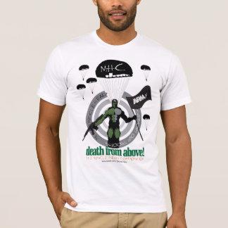 Camiseta Morte de cima da edição de Jenkins do rick de //