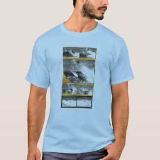 Camiseta Morte de cima de