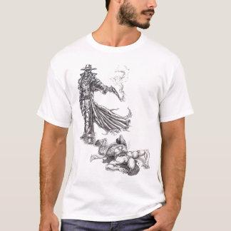 Camiseta Morte e o diabo