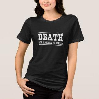 Camiseta Morte: Nosso assassino das nações #1