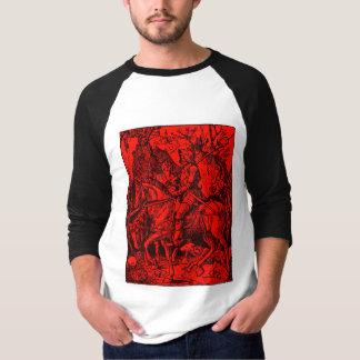 Camiseta Morte & o cavaleiro