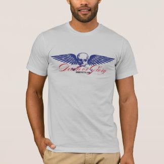 Camiseta Morte ou glória T