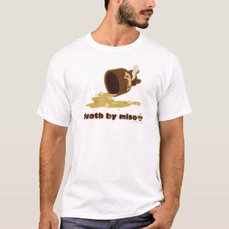 Camiseta Morte pelo Miso: Tropeçado