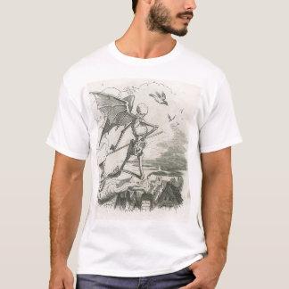 Camiseta Morte voada