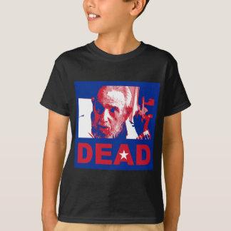 Camiseta Morto de Castro (cores da Cubano-bandeira)