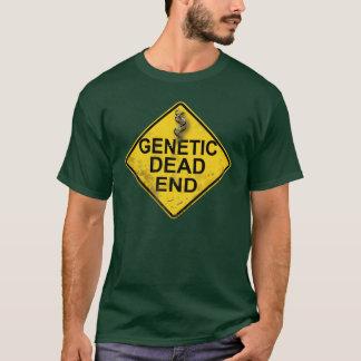 Camiseta morto-fim genético