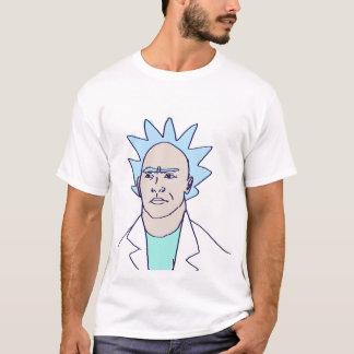 Camiseta morto im para dentro