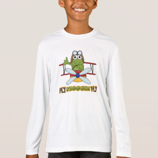Camiseta Mosca de Froggie da mosca