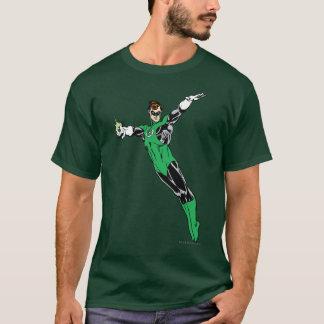 Camiseta Mosca de lanterna verde acima