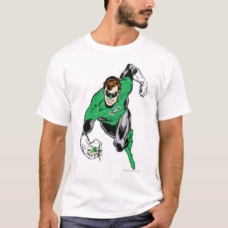 Camiseta Mosca de lanterna verde para a frente