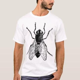 Camiseta Mosca e larva de cavalo