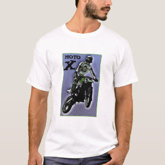 Camiseta mosca-n, MOTO, X