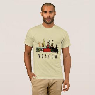 Camiseta Moscovo