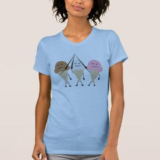 Camiseta Mosqueteiros napolitanas