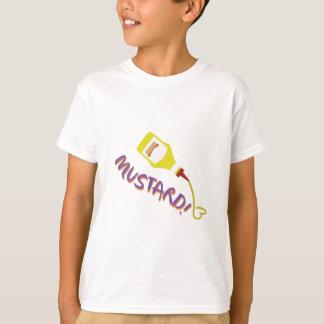 Camiseta Mostarda!