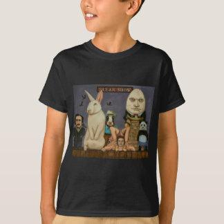 Camiseta Mostra arrepiante