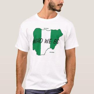 Camiseta Mostra cultural de Naija