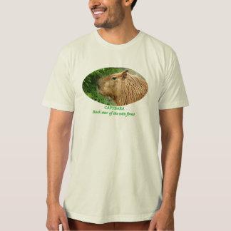 Camiseta Mostra do Capybara T algum amor para o roedor o