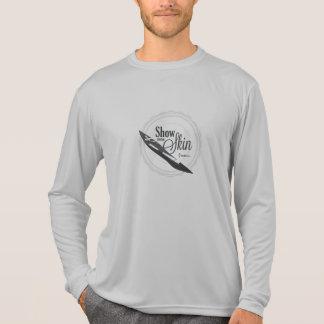 Camiseta Mostre alguma pele - guarda do prurido