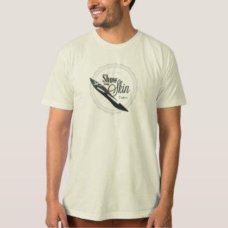 Camiseta Mostre alguma pele - T orgânico