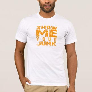 Camiseta Mostre-me sua sucata