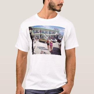 Camiseta Motel da angra do resto nos anos 60