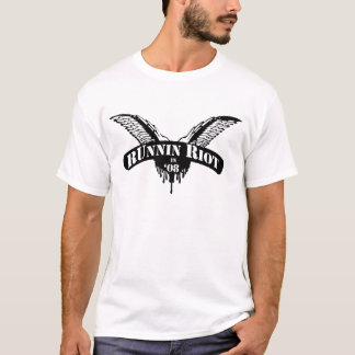 Camiseta Motim de Runnin