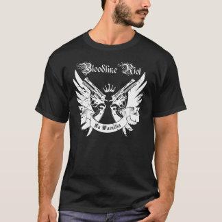 Camiseta Motim do Bloodline - T de Familia do La (preto)