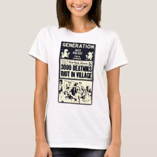 Camiseta Motim dos Beatniks!