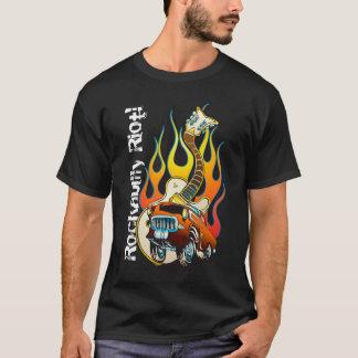 Camiseta Motim Rockabilly!