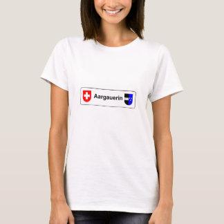Camiseta Motiv Aargauerin