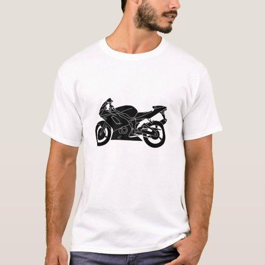 Camiseta Moto esportiva