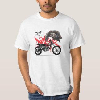 Camiseta Moto na Veia - Enduro Radical 01