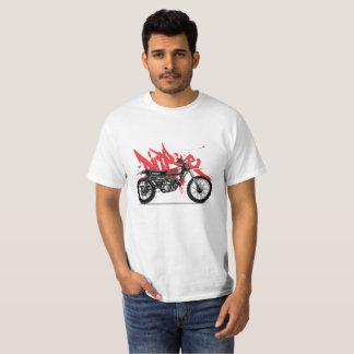 Camiseta Moto na Veia - Legendária 18 enduro