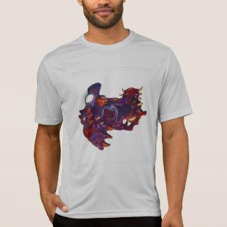 Camiseta Motocicleta futurista